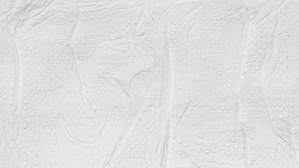 Textura bílého papíru pozadí, pohybová grafika