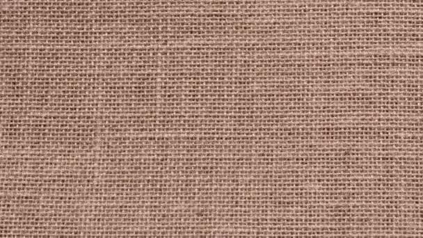 Barna zsákvászon texturált háttér