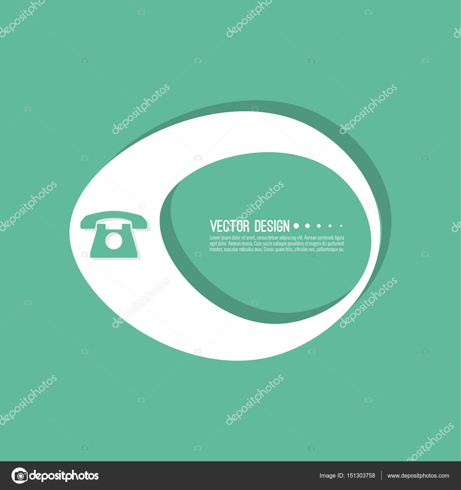 Handy Banner leere Vorlage — Stockvektor © sumkinn #151303758