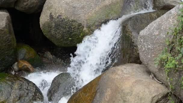 Vodopád, funkce pozadí.
