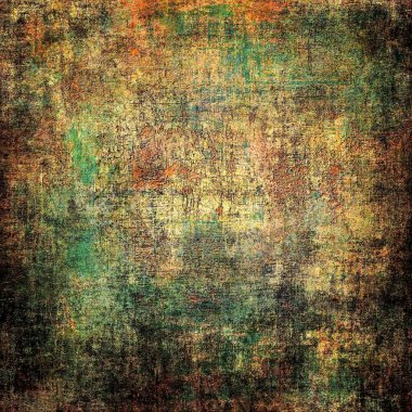 colored grungy background for design