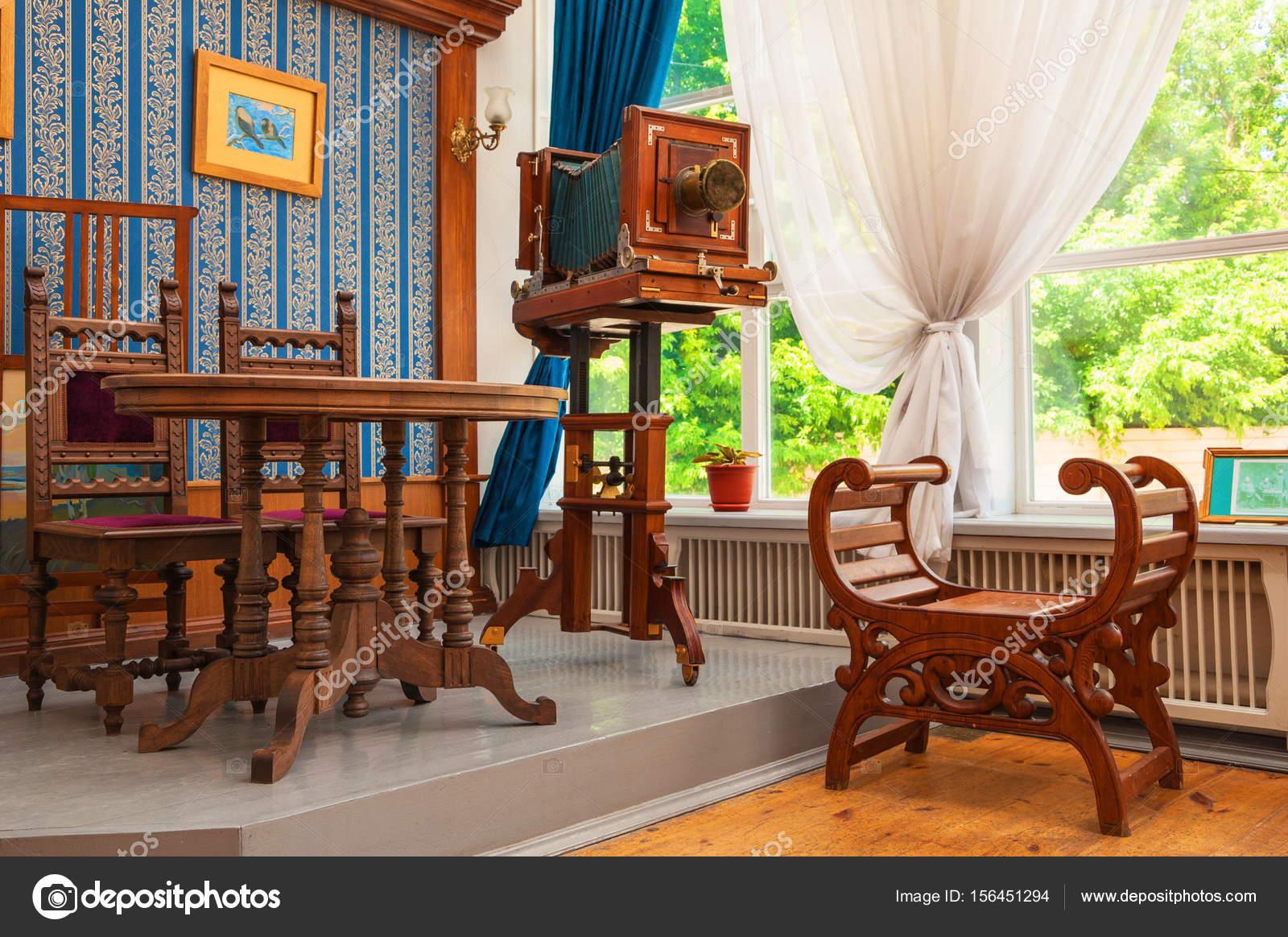photo salon in retro style stock editorial photo irinadance