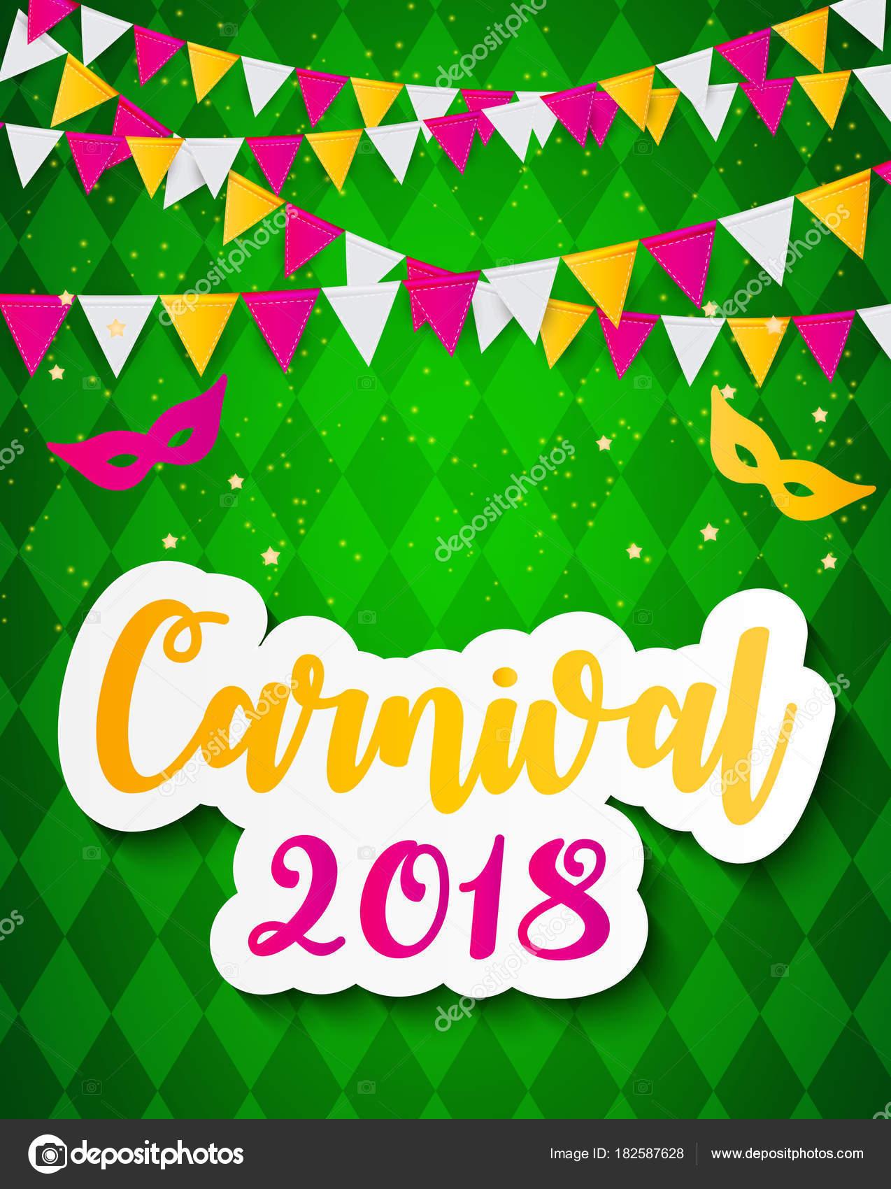 Carnival brochure template for brazil carnival in south america carnival brochure template for brazil carnival in south america celebration greeting card backround vecor illustration eps10 vector by oleggankod m4hsunfo