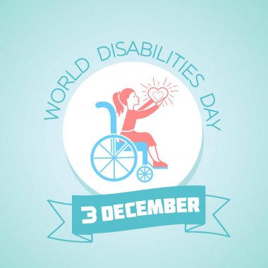 3 december International Day of Disabled Persons