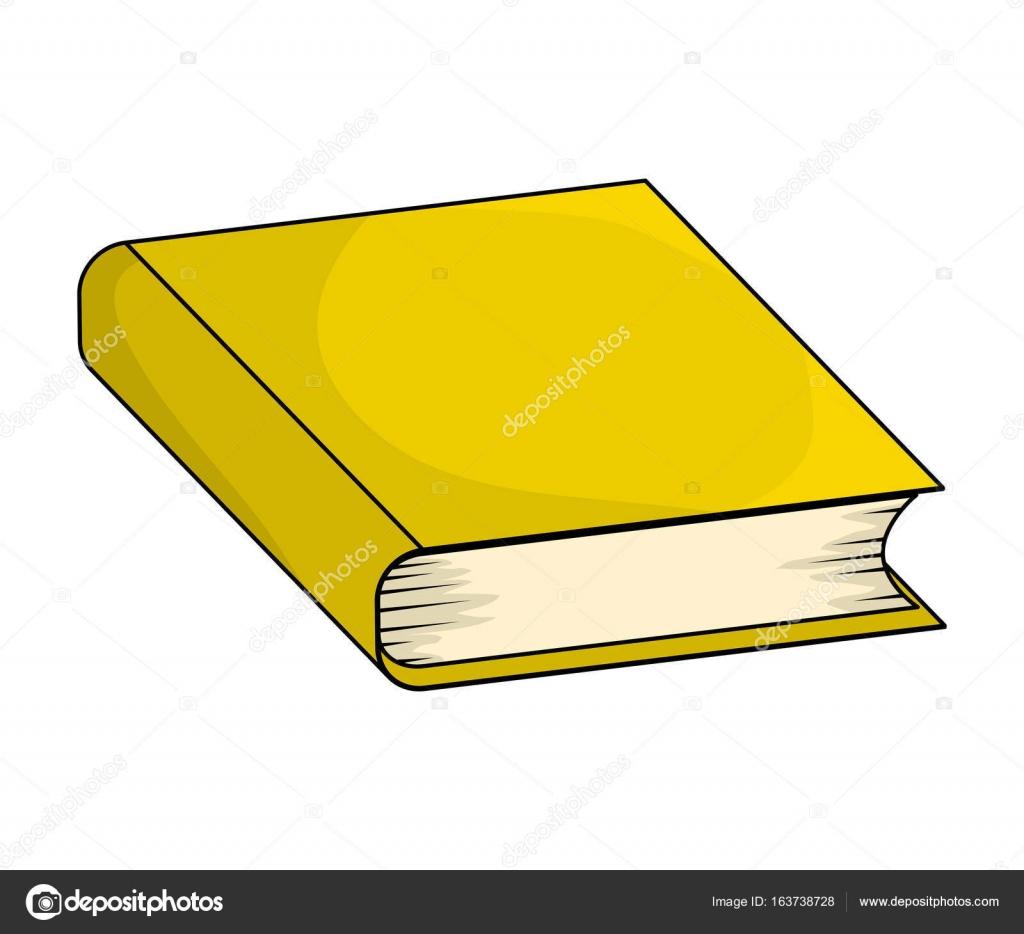 Conception D Icone De Symbole De Vecteur De Livre Ferme