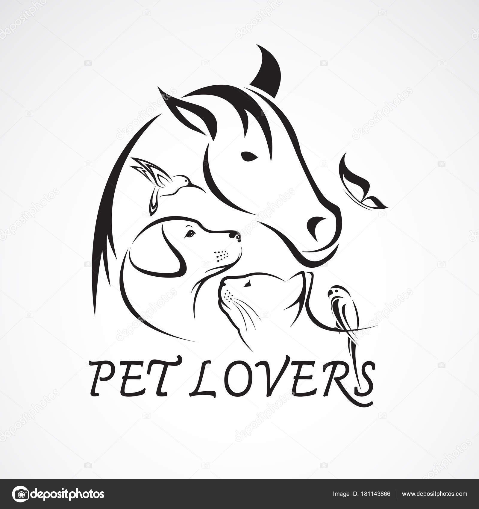 Dibujos Animales Tribales Faciles Grupo De Vectores De Animales