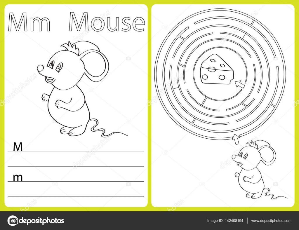 Алфавита A-Z - головоломка листа, упражнения для детей ...