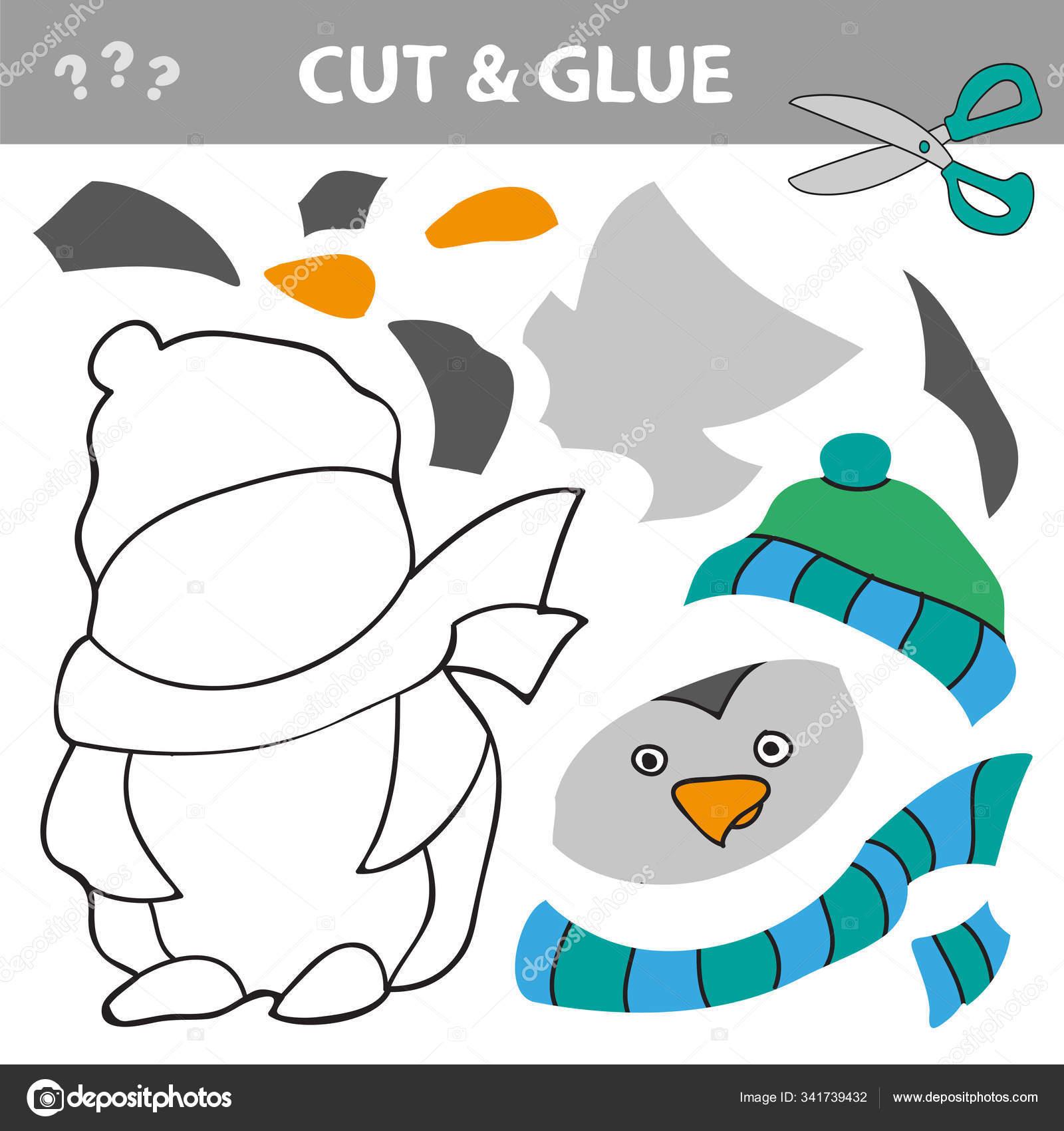Бумажная игра для развития детей дошкольного возраста ...