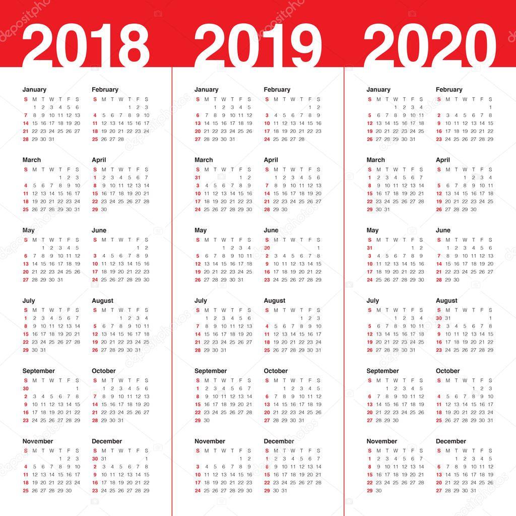 Новый год 2020 год векторный клипарт