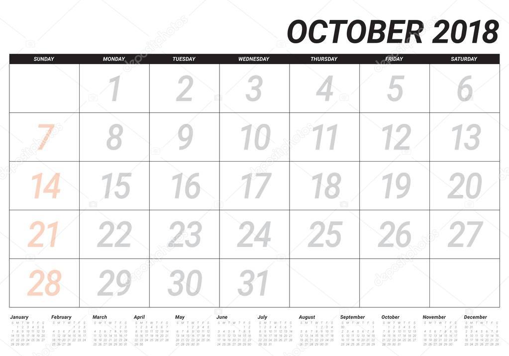 Ziemlich Leere Monatliche Kalendervorlagen Bilder ...