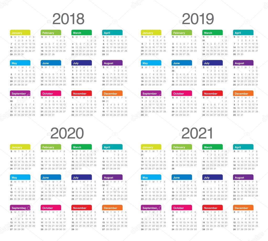 Kalender 365 Eu 2021