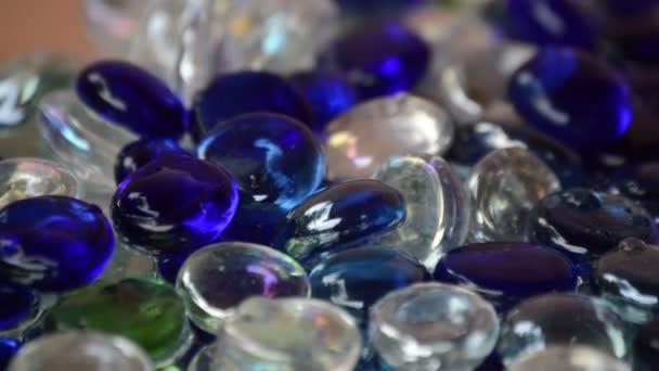 gem stone macro rotate
