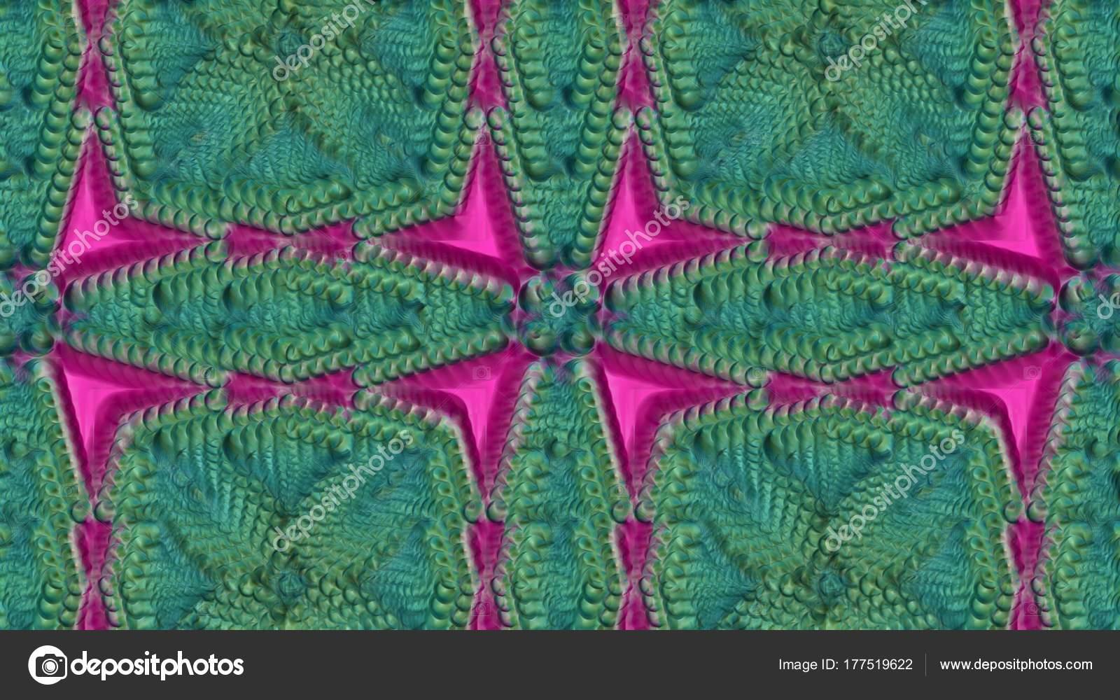45ee772a2d9c Πολύχρωμη αφηρημένη συμμετρικό θάμπωμα του φόντου για εκτύπωση σε ρούχα και  υφάσματα — Φωτογραφία Αρχείου