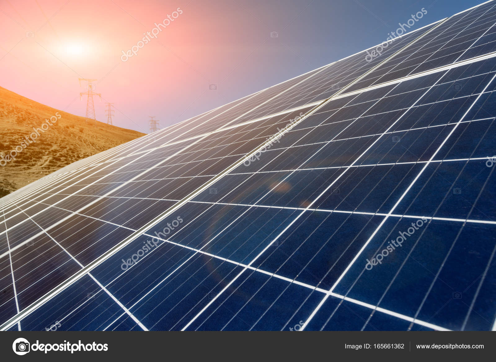 solar power tower