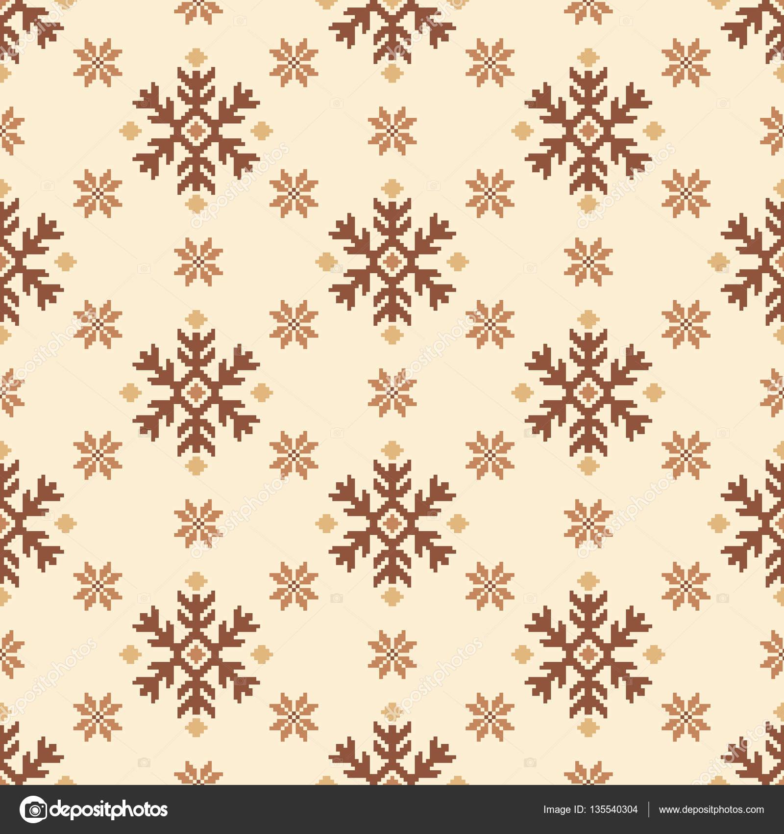 Ilustración de patrón nórdico — Vector de stock © daicokuebisu ...