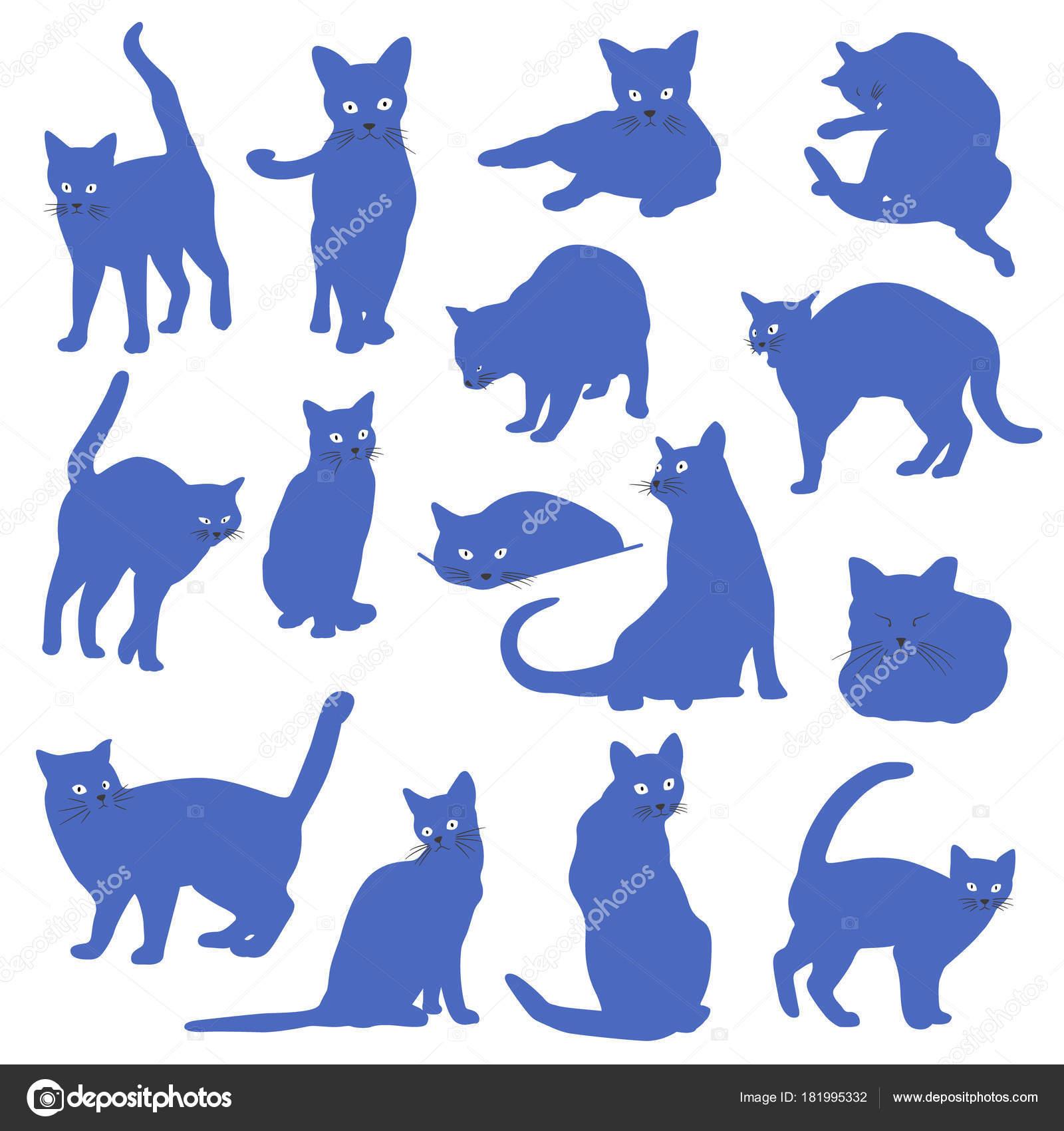 かわいい猫のイラスト かわいい子猫のイラストを作りました ストック
