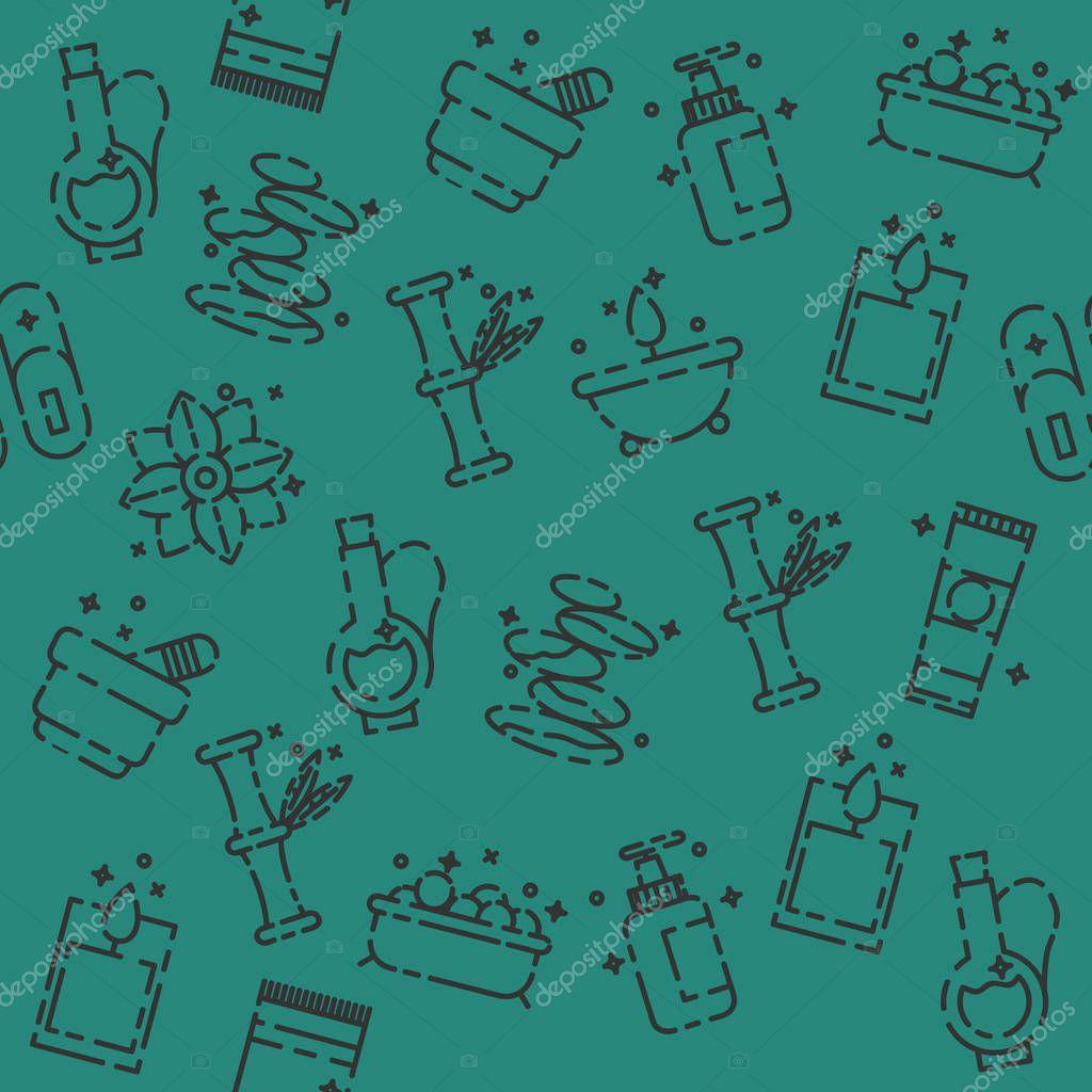 SPA set pattern
