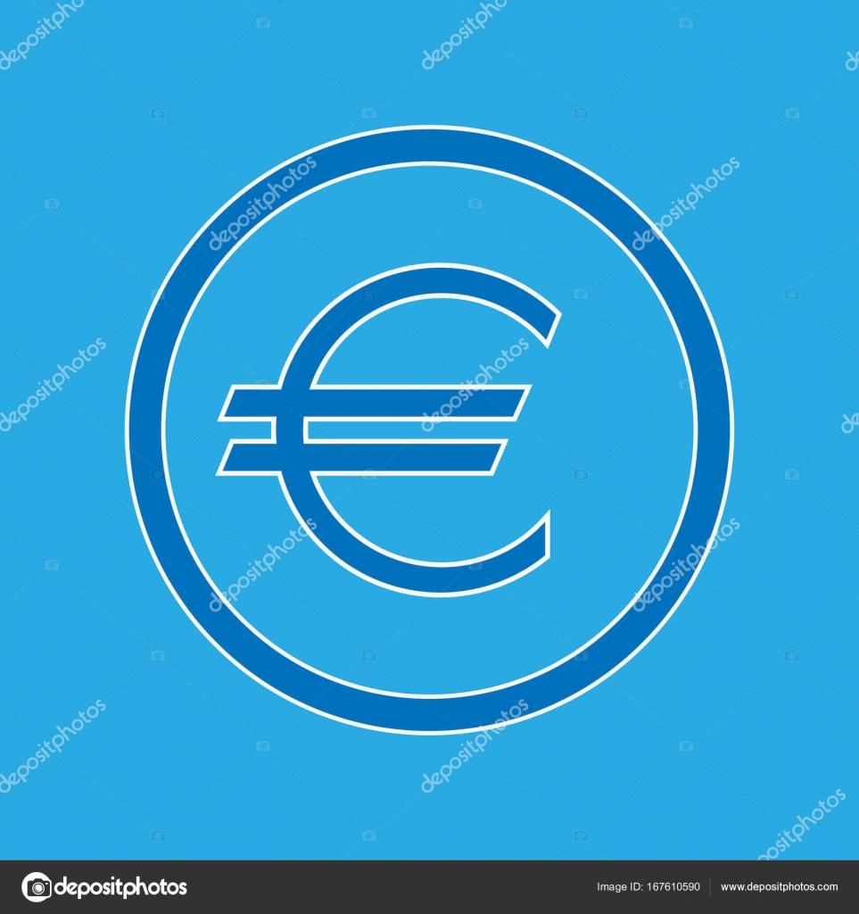 Euro money symbol stock vector kozar12 167610590 euro money symbol stock vector 167610590 buycottarizona Gallery