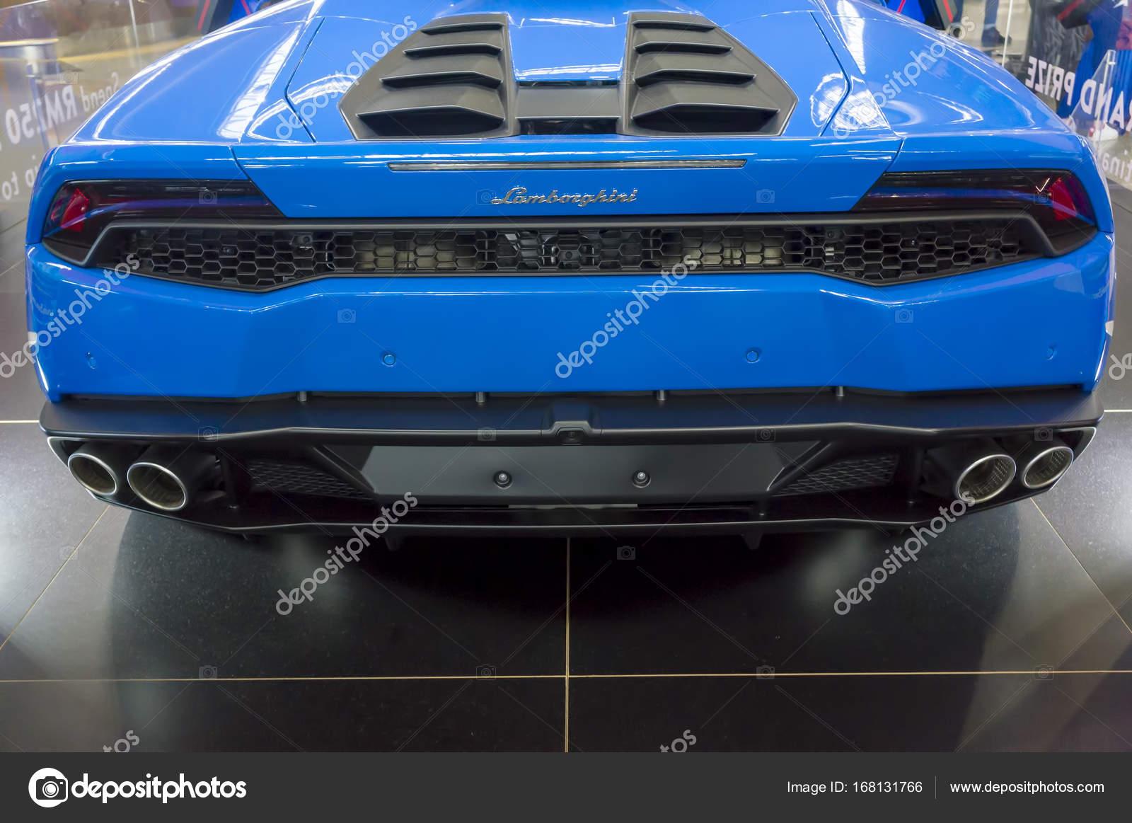Lamborghini Huracan Lp610 4 2017 Stock Editorial Photo C Mrfiza