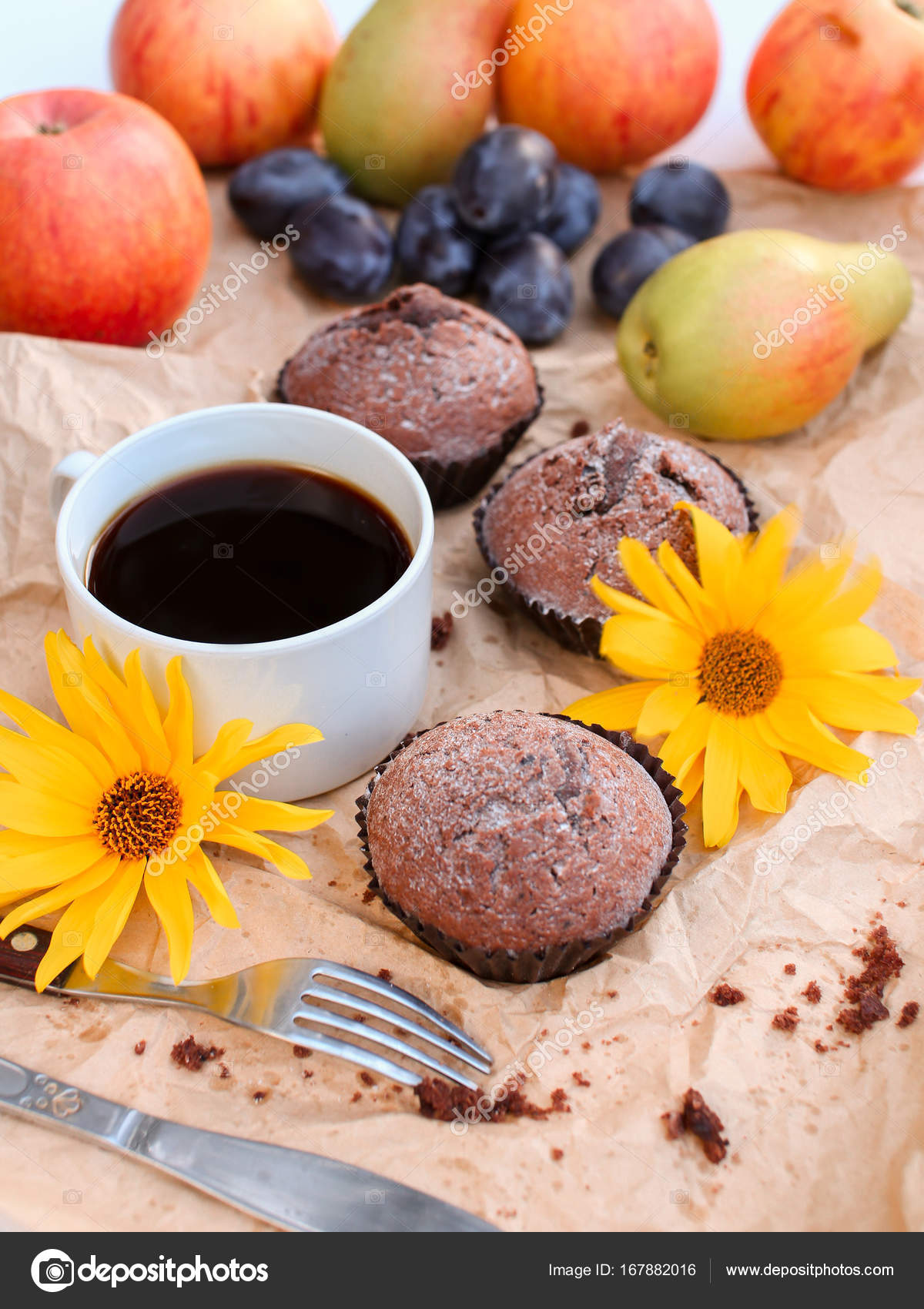 Beeindruckend Guten Morgen Frühstück Sammlung Von Einen Wunderschönen Frühstück Auf Einem Hellen Hintergrund.