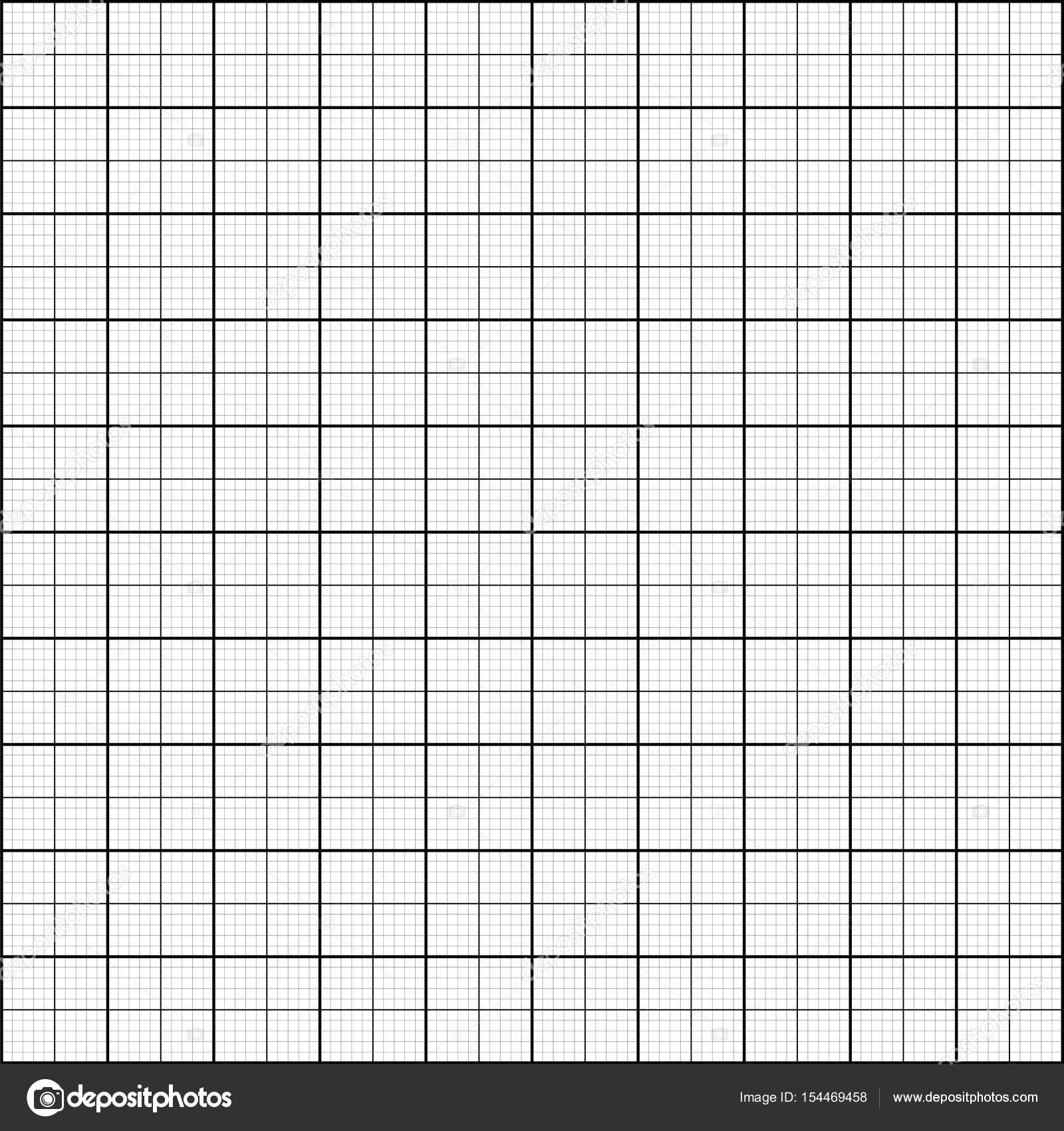 Grille De Coordonnees Papier Papier Millimetre Papier Carre Image