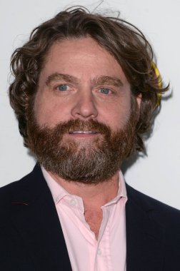 actor  Zach Galifianakis