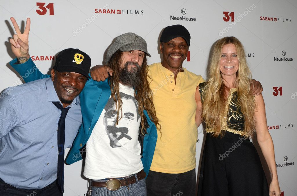 Rob zombie and sheri moon zombie think, that