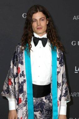 Borns at the 2016 LACMA Art +  Film Gala
