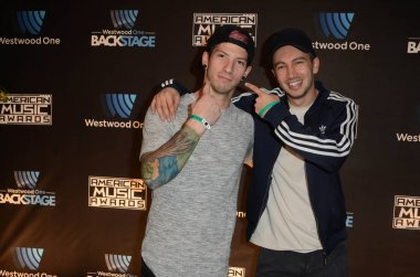 musical duo Twenty One Pilots
