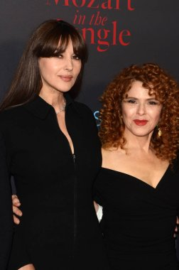 Monica Bellucci, Bernadette Peters