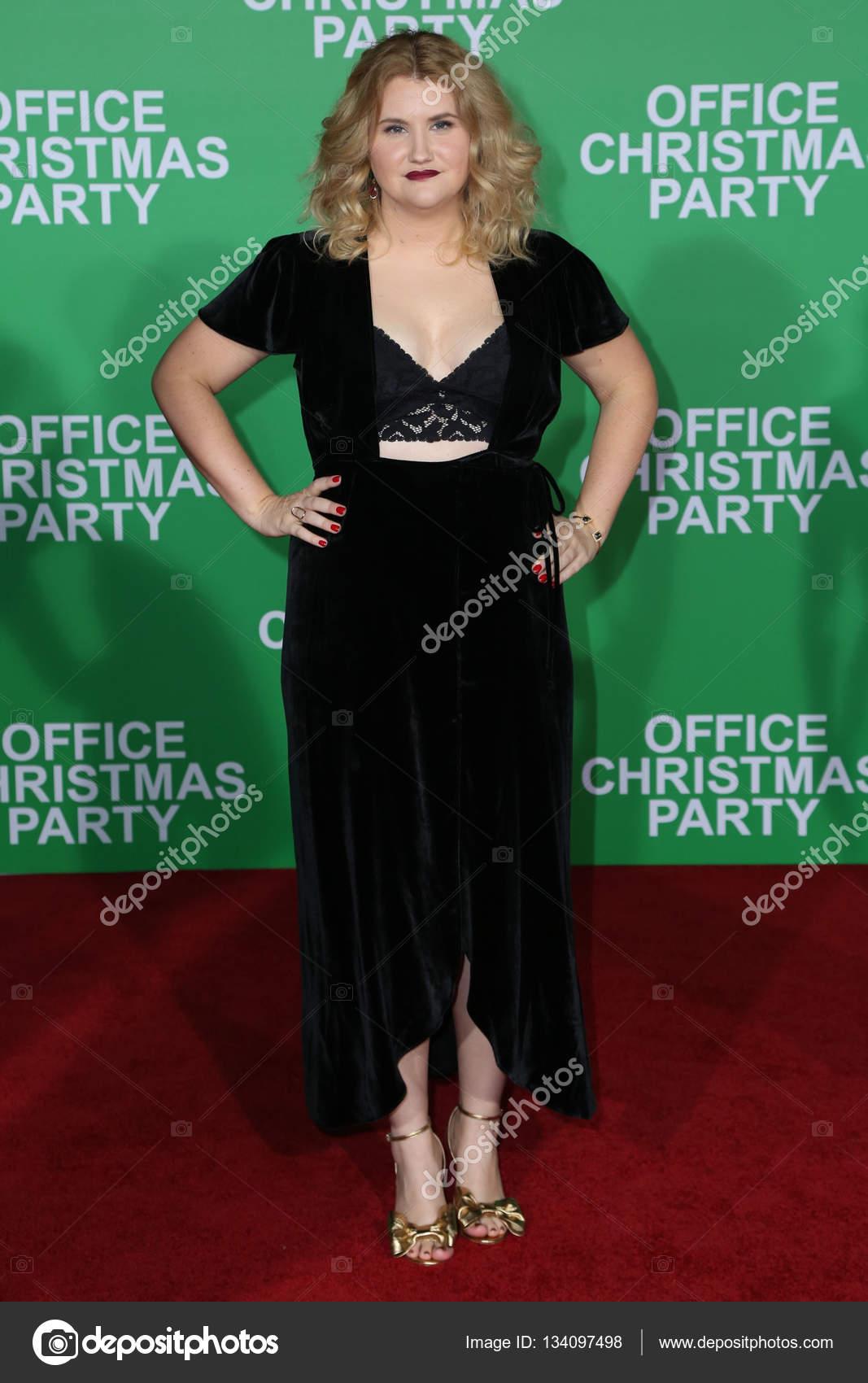 Schauspielerin Jillian Bell — Redaktionelles Stockfoto © s_bukley ...