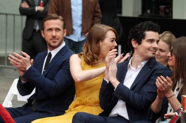 Ryan Gosling, Emma Stone, Damien Chazelle