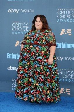 Actress Chrissy Metz