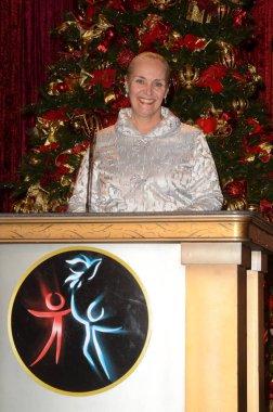 Founder Dr. Mary Shuttleworth