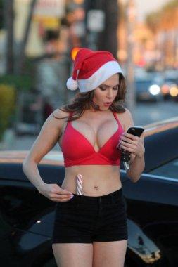 Actress Erika Jordan