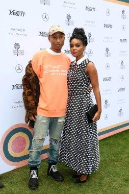 Pharrell Williams, Janelle Monae