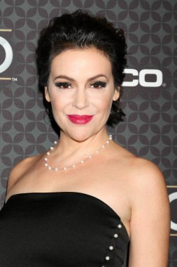 actress Alyssa Milano