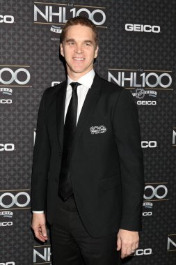 hockey player Luc Robitaille
