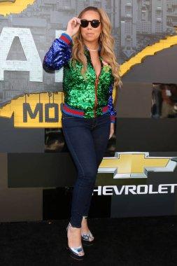 singer Mariah Carey