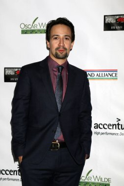 actor Lin-Manuel Miranda