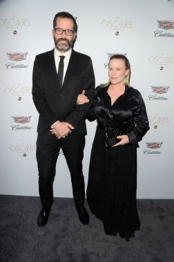 Actress and artist Patricia Arquette and Eric White