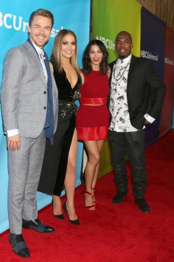 Derek Hough, Jennifer Lopez, Jenna Dewan Tatum, Ne-Yo