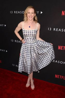 American actress Amy Hargreaves