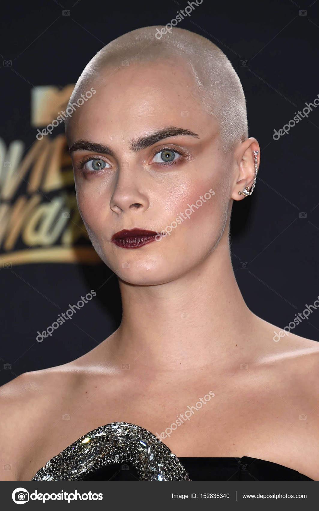 Actress Cara Delevingne Stock Editorial Photo C S Bukley 152836340