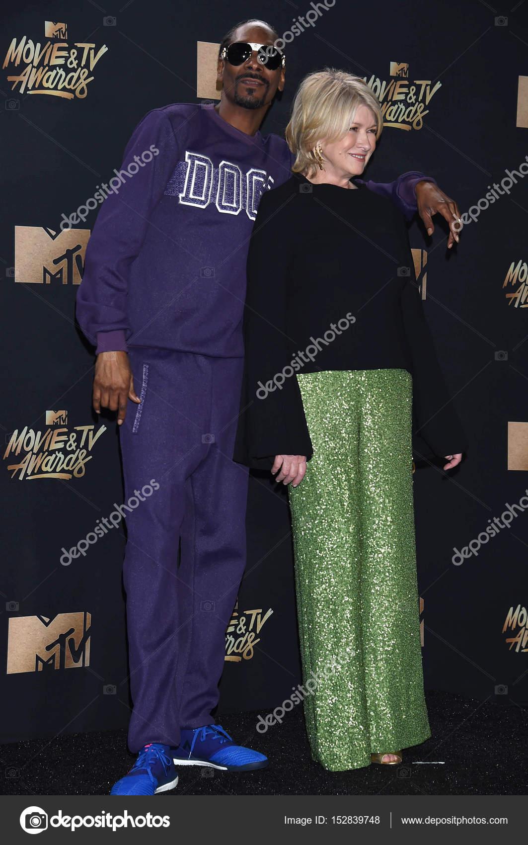 Snoop Dogg, Martha Stewart – Stock Editorial Photo