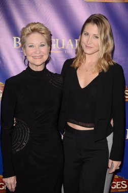 Actresses Dee Wallace and Gabrielle Stone