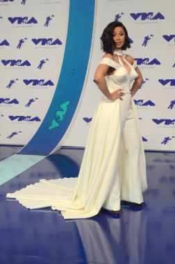 Cardi B at the 2017 MTV Video Music Awards