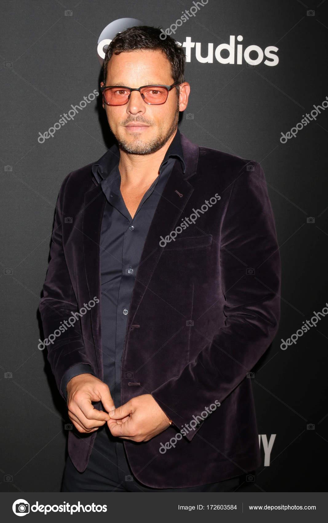 Actor Justin Chambers — Foto editorial de stock © s_bukley #172603584