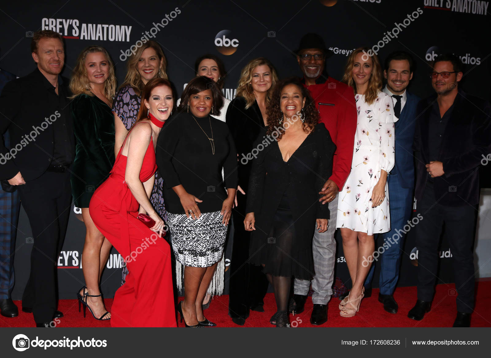 Greys Anatomy Cast – Stock Editorial Photo © s_bukley #172608236