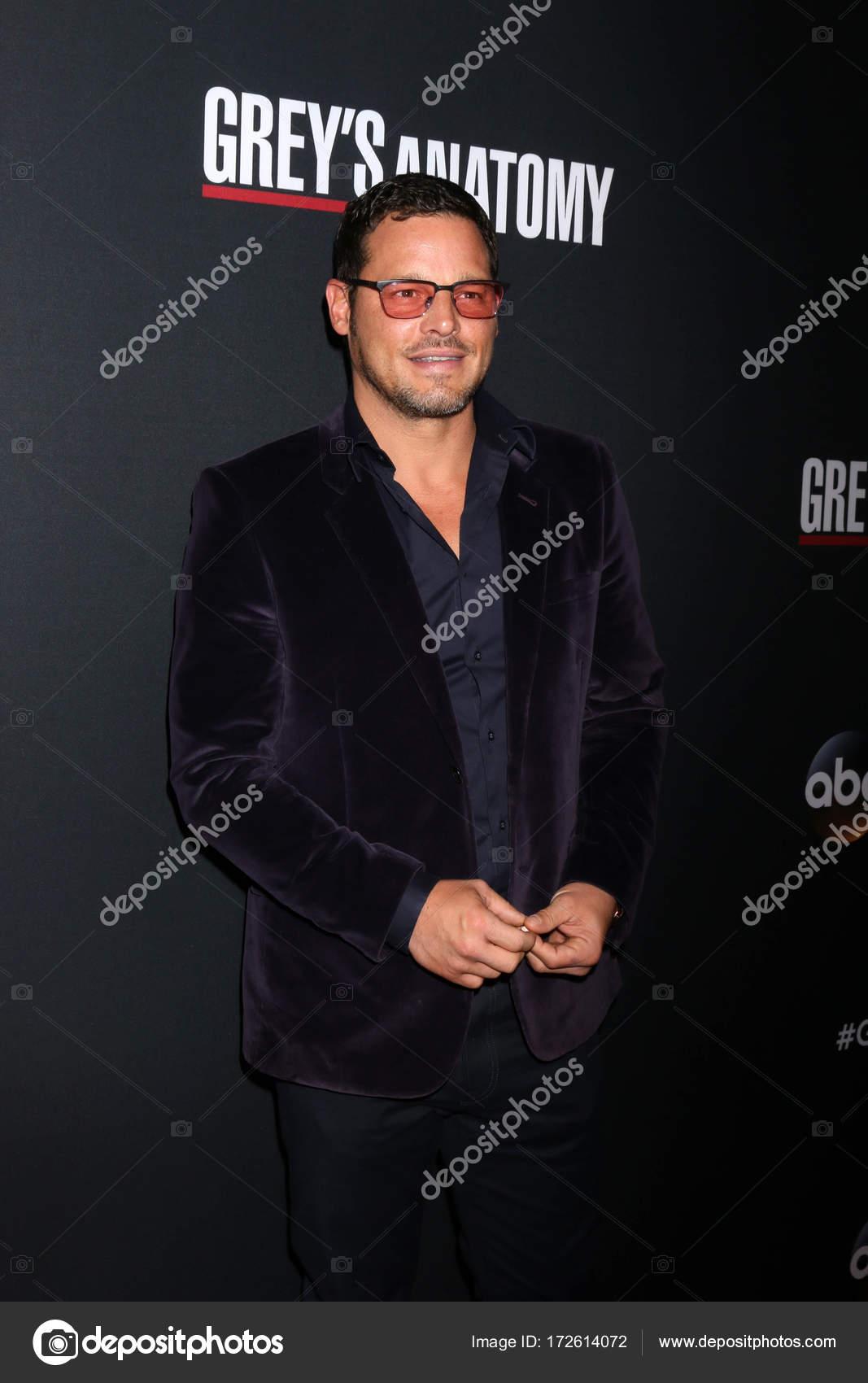 Actor Justin Chambers — Foto editorial de stock © s_bukley #172614072
